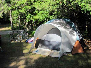 Camping ouvert en septembre